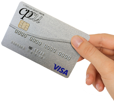 Visa Card in Hand - Visa Card Programs
